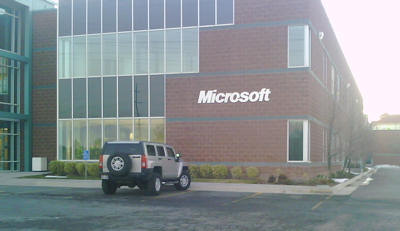 Microsoft\'s Salt Lake City Office